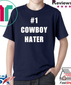 #1 Cowboy Hater Houston Texans fuck the Cowboys original T-Shirt
