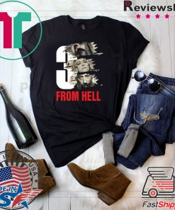 3 from hell Offcial Tee Shirt