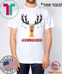 Blue Moon Reinbeer Christmas Tee Shirt
