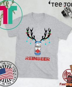 Busch Beer Reinbeer Ugly Christmas t-shirts