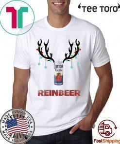 Corona Extra Reinbeer Christmas Shirt