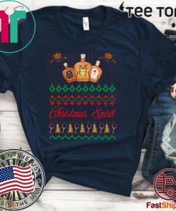 Crown Royal Christmas Spirit Shirt