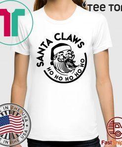 santa claus ho ho ho Tee Shirt