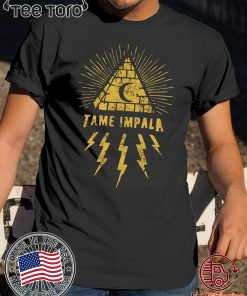 Tame impala merch Pyramid Classic T-Shirt