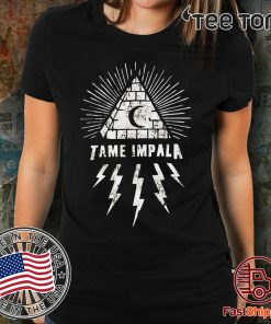 Tame impala merch PYRAMID T-Shirt