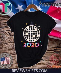 2020 Happy New Year Ball Tee Shirt