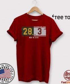 28-3 Comeback Shirt - Norman Okla Tee