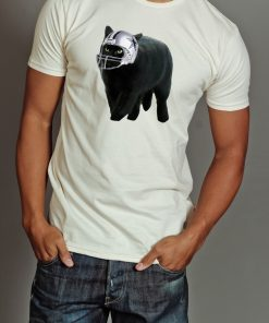 Black Cat Dallas Cowboys Tee Shirt Dallas Football Tee