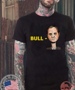 Bull Schiff Shirt Donald Trump 2020 Bull Schiff T-Shirt