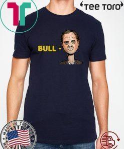 """Bull-Schiff"" Shirt T-Shirt Trump 2020"