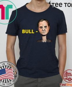 """Bull-Schiff"" Shirts Donald Trump"