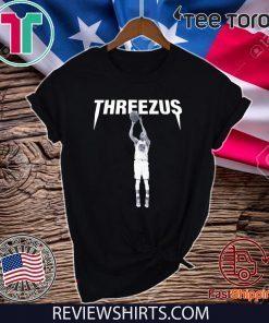 Stephen Curry Threezus Offcial T-Shirt