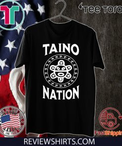 Taino Nation Coqui Sun Boricua For T-Shirt