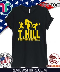 Taysom Hill Position Football Tee Shirt - Jersey
