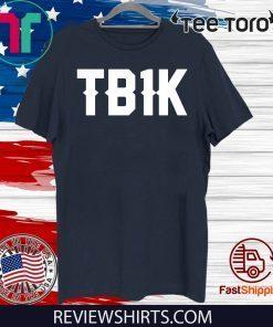 Tb1k US Flag T Shirt