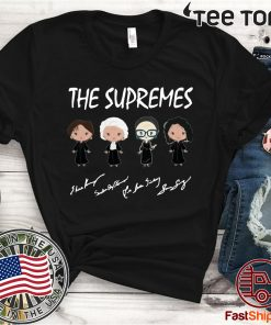 The Supremes The Golden Girls Tee Shirt