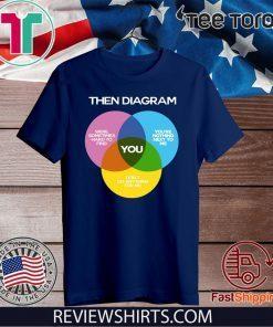 Then Diagram You Unisex T-Shirt