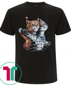 Titanic Cats Funny Cat Lovers T-Shirt