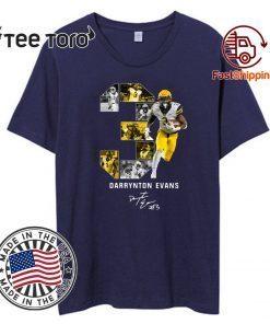03 Darrynton Evans Signature Limited Edition T-Shirt
