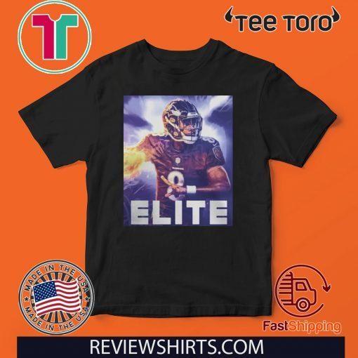 LJ Elite 8 Lamar Jackson 2020 T-Shirt
