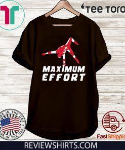 Maximum effort Jumpman Air Jordan Shirts