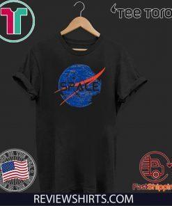 Star Wars Death Star SPACESTAR T-Shirt