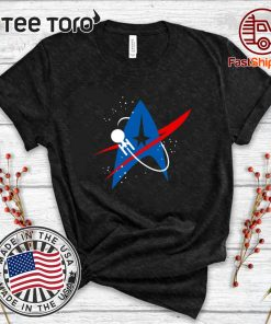 Star Trek Mixed Nasa Badge 2020 T-Shirt