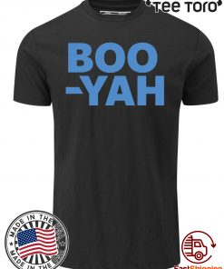 Stuart Scott Boo Yah T-Shirt - Limited Edition