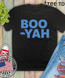 Stuart Scott Boo Yah For T-Shirt