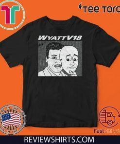 WyattV18 Limited Edition T-Shirt