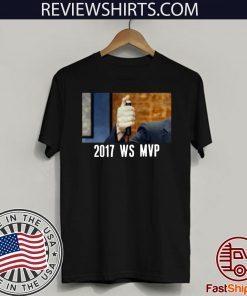 2017 WS MVP OFFICIAL T-SHIRT