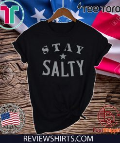 STAY SALTY EDDIE GALLAGHER T SHIRT