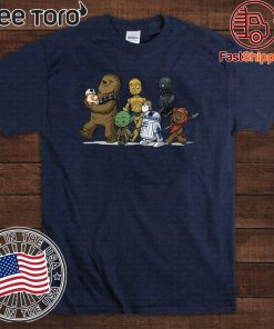 Star Wars Chibi Characters Official T-Shirt