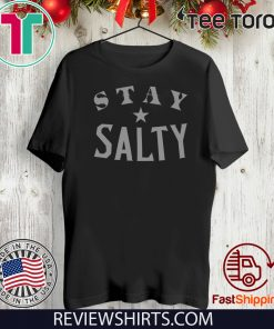 Stay Salty - Eddie Gallagher T-Shirt For Mens Womens