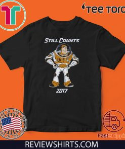 Still Counts 2017-2020 T-Shirt