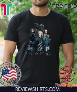 The Witcher Signature Unisex T-Shirt