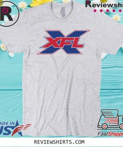 XFL Shop Official T-Shirt