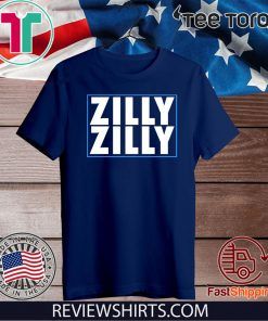 ZILLY ZILLY SHIRT - ZILLION BEERS OFFICIAL T-SHIRT