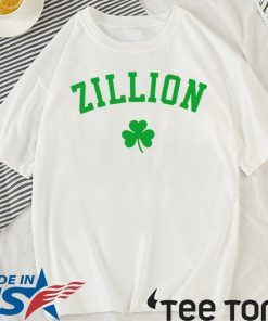 Zillion Beer St Patrick Day 2020 T-Shirt