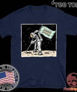 Zillion Beers Shirt - Moon Man T-Shirt