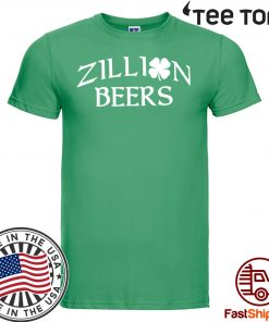 Zillion Beers Celtic Shirt