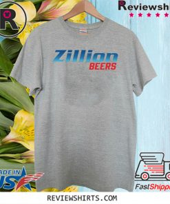 Zillion Beers NL Official T-Shirt
