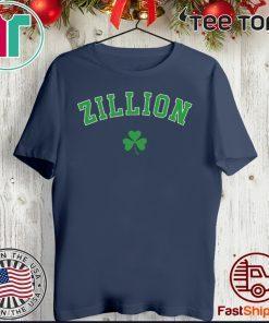 Zillion Beers Shamrock 2020 T-Shirt