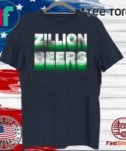 Zillion Beers St. Paddy's Pocket Limited Edition T-Shirt