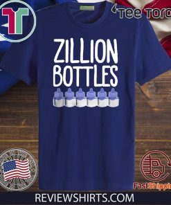 Zillion Bottles Onesie Official T-Shirt