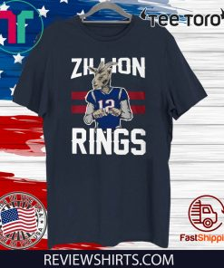 Zillion Rings 12 2020 T-Shirt
