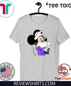 Strong Minnie Mouse Nurse 2020 T-Shirt