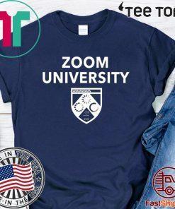 Zoom University 2020 T-Shirts