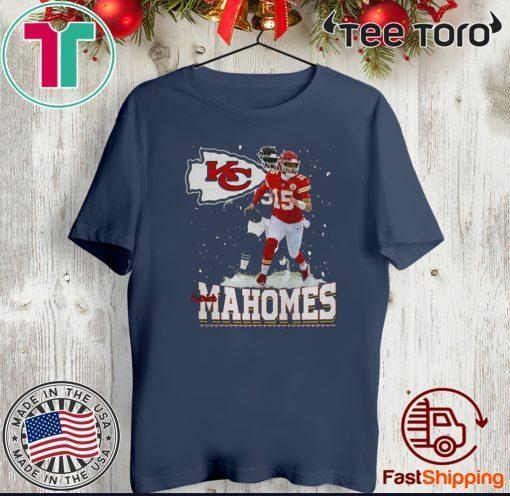 Kansas Chiefs 2020 In my veins Jesus in my heart T-Shirt