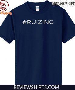 #Ruzing Official T-Shirt